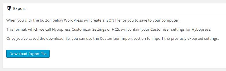 theme-customizer-export